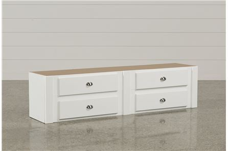 Display product reviews for SUMMIT WHITE 4-DRAWER STORAGE UNIT