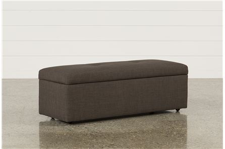 Display product reviews for GAGE STORAGE BENCH