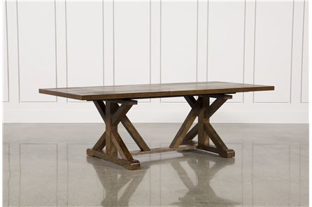 Display product reviews for CHANDLER EXTENSION DINING TABLE
