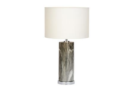 Display product reviews for TABLE LAMP-GREY MARBLE