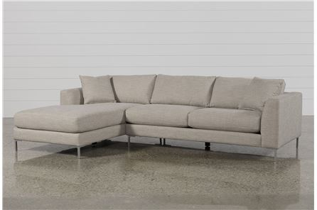 Display product reviews for KIT-STELLA 2 PIECE CONDO SECTIONAL W/LAF CHAISE