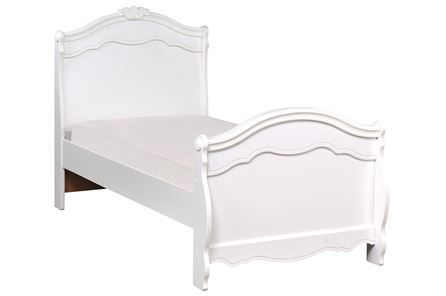 Display product reviews for KIT-EXQUISITE TWIN SLEIGH BED