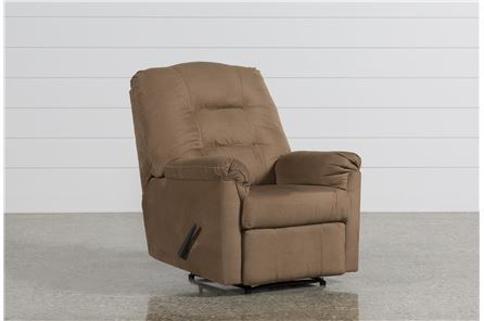 Display product reviews for LONDON MOCHA WALLAWAY RECLINER