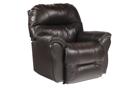 Display product reviews for BODIE LEATHER POWER ROCKER RECLINER