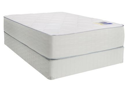 Display product reviews for ALISO BEACH TWIN MATTRESS