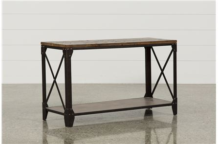 Display product reviews for MOUNTAINIER SOFA TABLE