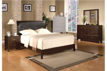 Display product reviews for KIT-SERENA QUEEN 4 PIECE BEDROOM SET