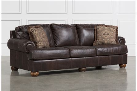 Shop Leather Sofas Online - Leather Sofas For Sale - Living Spaces
