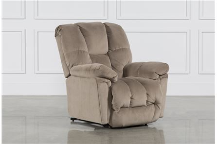 Display product reviews for MAURER POWER-LIFT RECLINER