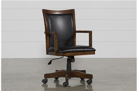 Display product reviews for HAMLYN OFFICE CHAIR