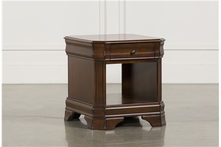 Display product reviews for HAMLYN END TABLE
