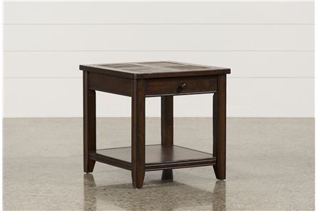Display product reviews for POMEROY END TABLE