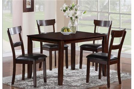 Display product reviews for RIO 5 PIECE DINING SET
