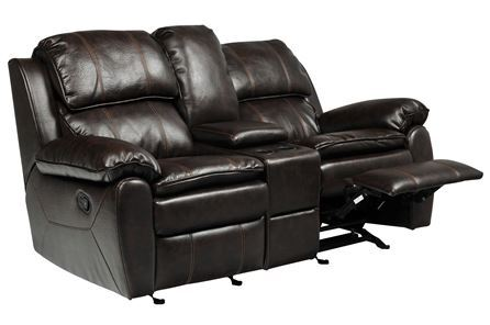 Display product reviews for DILLON GLIDER LOVESEAT W/CONSOLE
