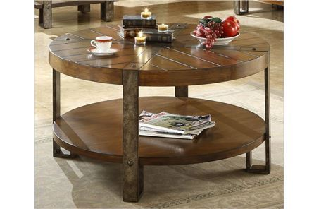 Display product reviews for MARLEY ROUND COCKTAIL TABLE