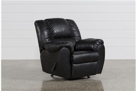 Display product reviews for DYLAN BLACK ROCKER RECLINER
