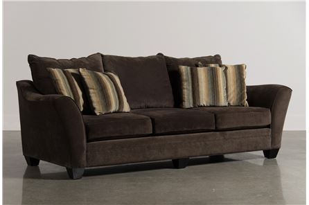 Display product reviews for BELLEVIEW SLATE SOFA
