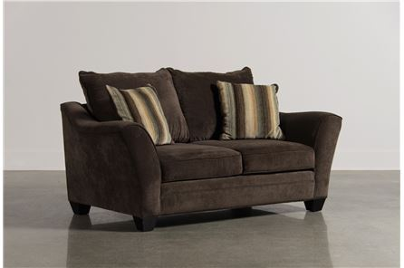 Display product reviews for BELLEVIEW SLATE LOVESEAT