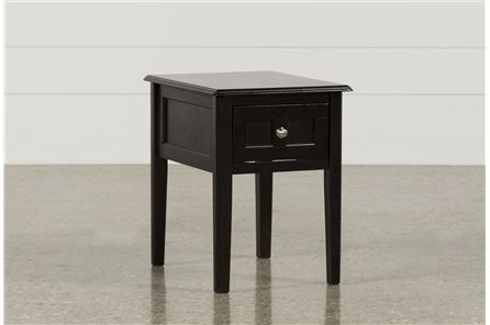 Display product reviews for HENNING CHAIRSIDE TABLE