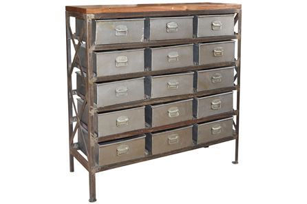 Display product reviews for OTB GURU INDUSTRIAL CHEST