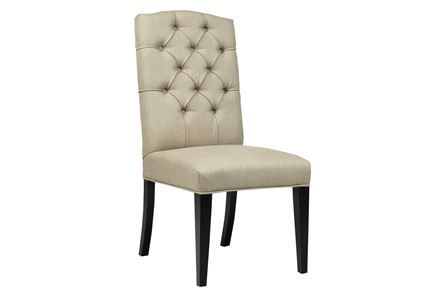 Display product reviews for LEILA PUTTY SIDE CHAIR