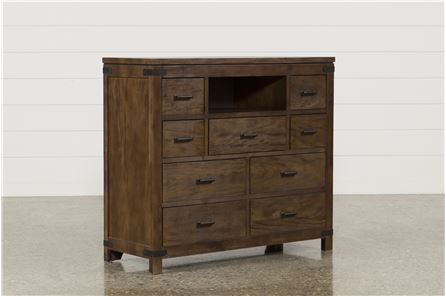 Display product reviews for LIVINGSTON MEDIA CHEST
