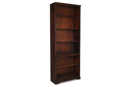 Display product reviews for QUINCY 84 INCH BOOKCASE