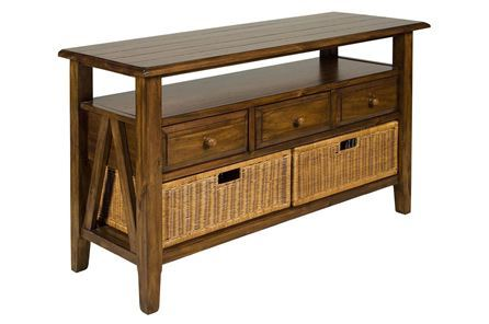 PIEDMONT CONSOLE TABLE