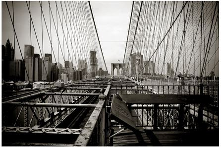 Display product reviews for PICTURE-BROOKLYN BRIDGE