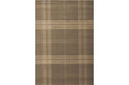 Display product reviews for 93X126 RUG-ARDEN PLAID GREY