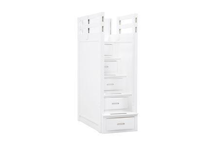 Display product reviews for VARSITY WHITE STAIRWAY CHEST