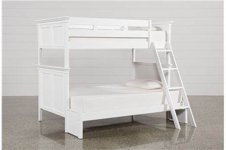 Display product reviews for KIT-ALBANY TWIN/FULL BUNK BED