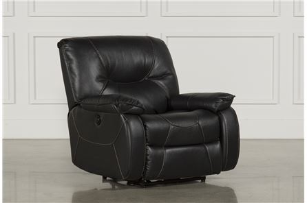 Display product reviews for TYSON BLACK POWER RECLINER