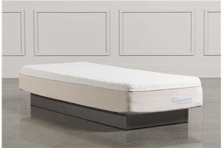 Shop twin xl mattress twin mattress xl sale living spaces for Living spaces mattress reviews