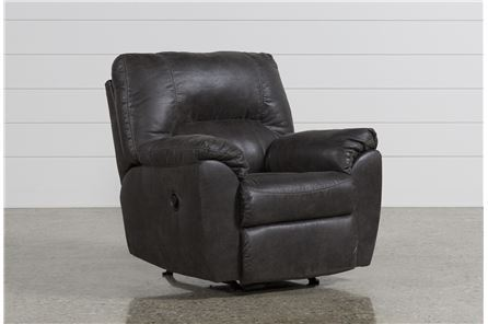 Display product reviews for TAMBO PEWTER ROCKER RECLINER