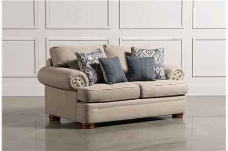 Display product reviews for BRIDGEPORT LOVESEAT