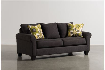 Display product reviews for NOLANA CHARCOAL SOFA
