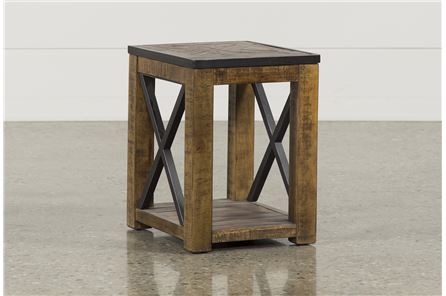 Display product reviews for TILLMAN CHAIRSIDE TABLE