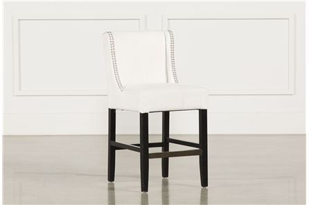 Display product reviews for CANDICE 24 INCH IVORY BARSTOOL