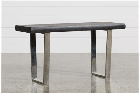 Display product reviews for KIT-BATEAU GREY CONSOLE TABLE