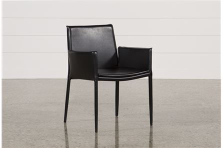 Display product reviews for CARINO BLACK SIDE CHAIR