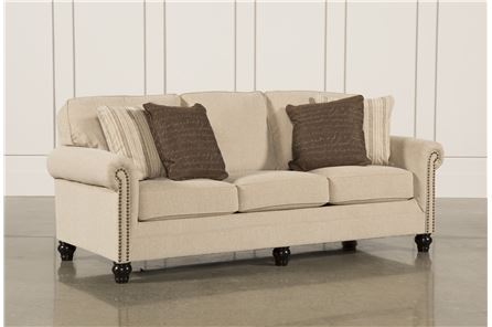 Display product reviews for MILARI LINEN SOFA