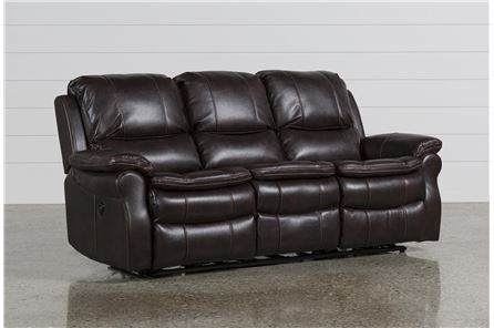 Display product reviews for SALINGER NUTMEG POWER DUAL RECLINING SOFA