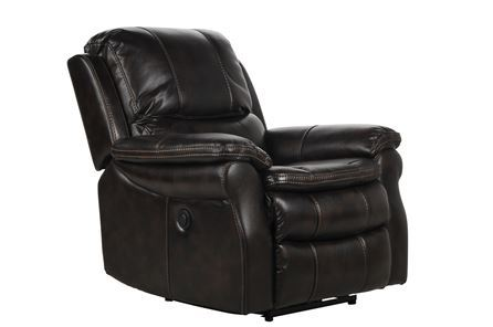 Display product reviews for SALINGER NUTMEG POWER RECLINER