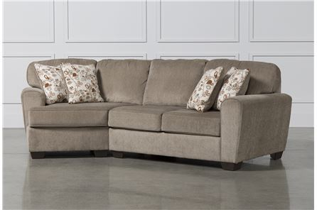 Display product reviews for KIT-PATOLA PARK 2 PIECE SECTIONAL W/LAF CUDDLER CHAISE