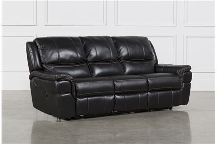 Display product reviews for ABRAMS POWER RECLINING SOFA