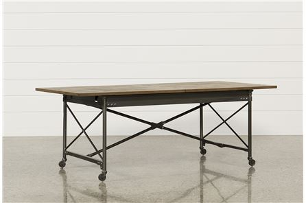 Display product reviews for COOPER RECTANGLE DINING TABLE