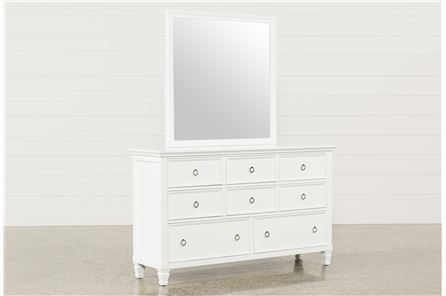 Display product reviews for KIT-ALBANY DRESSER/MIRROR