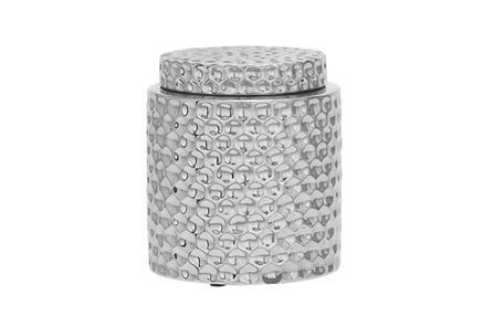 Display product reviews for 8 INCH SILVER CERAMIC JAR