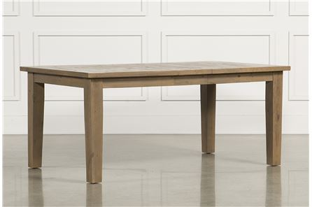 Display product reviews for BECKETT RECTANGLE DINING TABLE